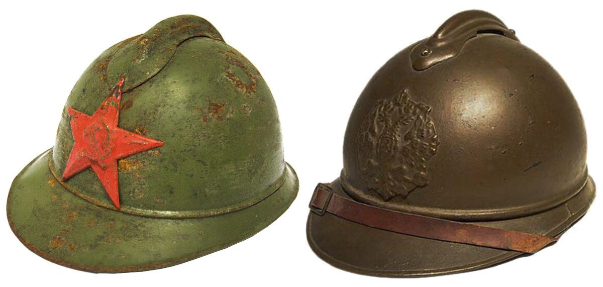 Каска (шлем) Адриана М1916 / М16