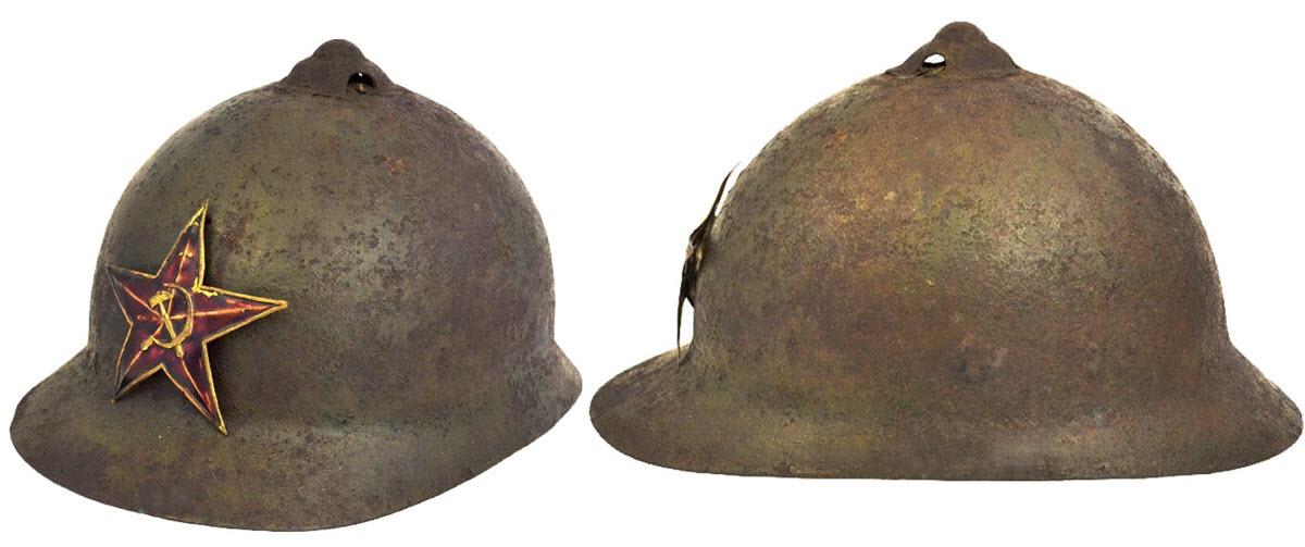 Каска Sohlberg M1917-Сольберг