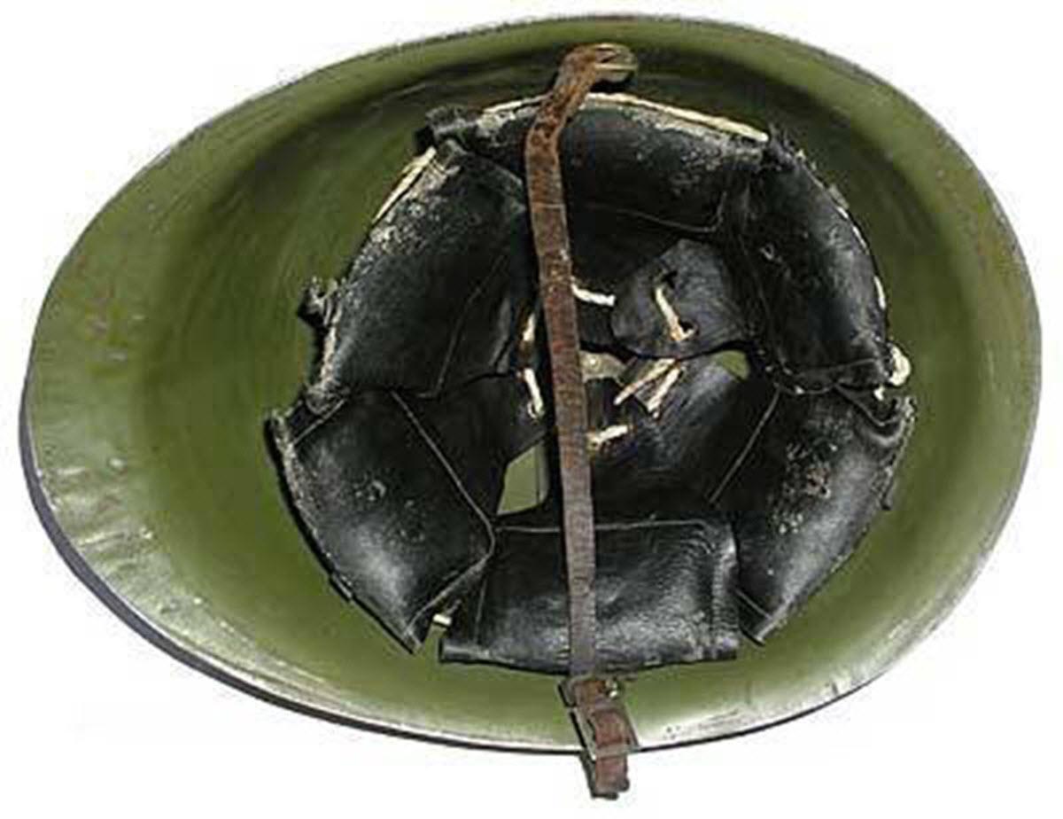 Экспериментальный шлем М 1929 (М 29)