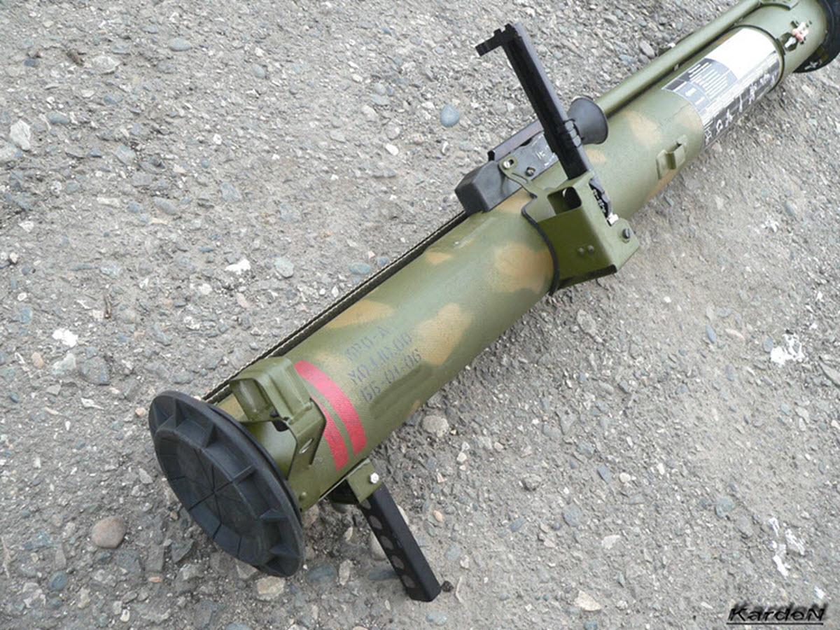Російська зброя на Донбасі: ГПУ оприлюднила чергові докази присутності армії РФ - Цензор.НЕТ 7512