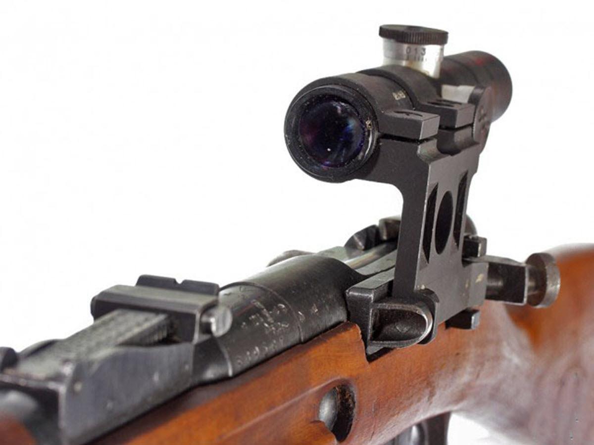 после фото винтовок с оптическим прицелом исследования изучить структуру