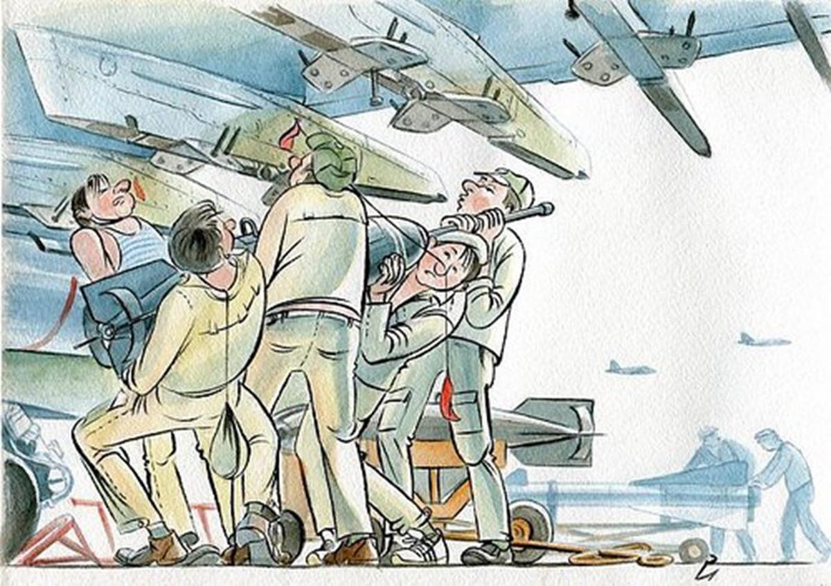 юморные картинки про летчиков случае перепадов напряжения