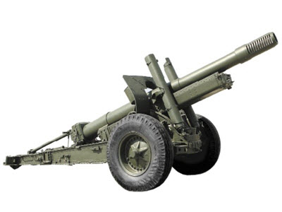 152-мм гаубица-пушка МЛ-20. Подборка-2