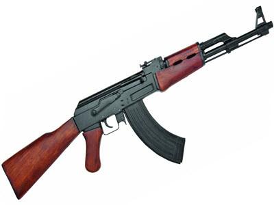 Автомат Калашникова / Автомат АК / АК-47