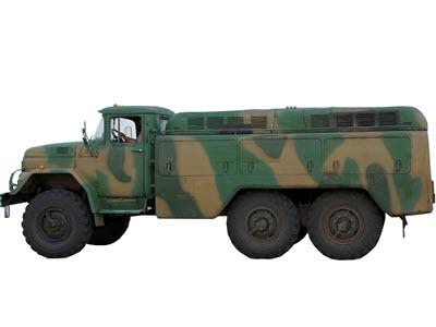 АПА-50М на базе ЗИЛ-131. Подборка-2