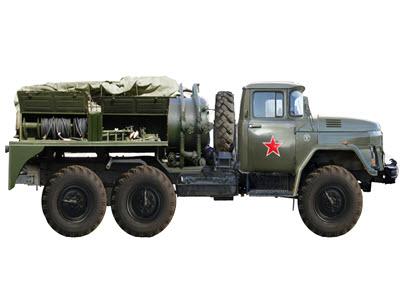 АРС-14 на базе ЗИЛ-131. Подборка-6