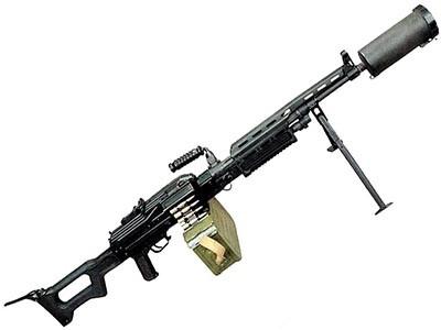 Пулемет АЕК-999 /