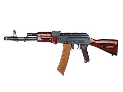 Автомат Калашникова 74-го года / АК-74 / АК-74М