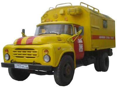 Аварийка на базе ЗИЛ-130. Подборка-1