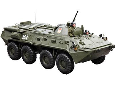 Командная машина Р-149МА3 на базе БТР-80