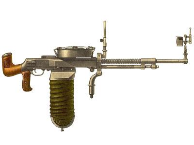 Пулемет ДА-Дегтярев Авиационный. Подборка-1