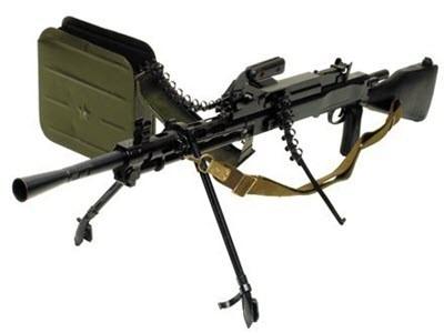 Ротный пулемет 1946 года / РП-46