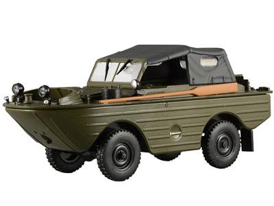 Амфибия ГАЗ-46 МАВ