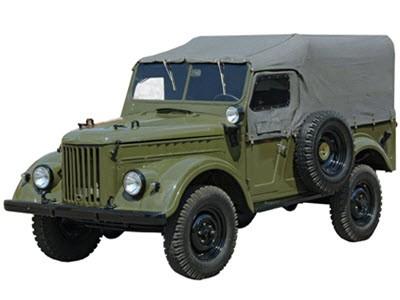 ГАЗ-69 / ГАЗ-69А /