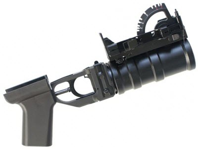Подтсвольный гранатомет ГП-34. Фотоподборка-2.