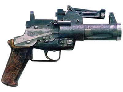«Искра» / «ОКГ-40» / ТКБ-048
