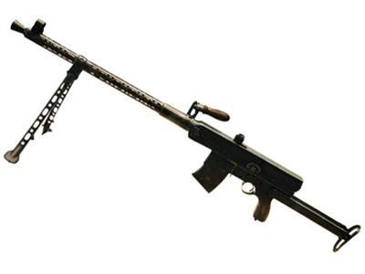 Опытный пулемет Калашникова образца 1942 года