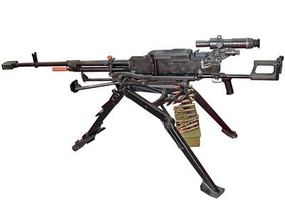 Пулемет КОРД. Подборка фото-1
