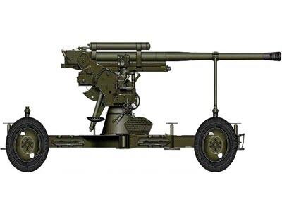 85-мм зенитная пушка КС-12