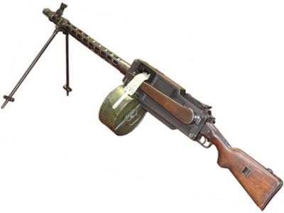 Пулемет Максима-Токарева. Фотоподборка-1.