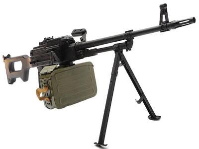ПКM / Пулемет Калашникова Модернизированный