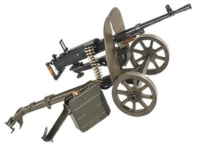 Пулемет Горюнова (СГ-43). Подборка-3