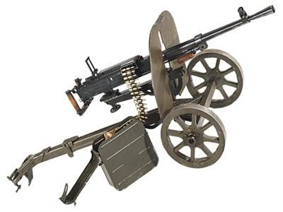 Пулемет Горюнова / СГ-43 / СГМ