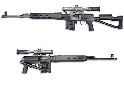Снайперы с винтовкой СВДС. Подборка-3