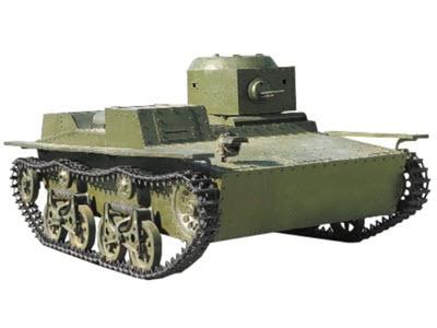 Танк Т-38. Подборка-3