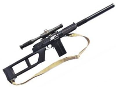 Войсковой Снайперский Комплекс 94-го года / ВСК-94
