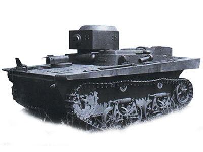 Огнеметный танк ОТ-37 (БХМ-4 / ХТ-37)