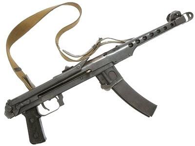 ППС-42 / ППС-43 / Пистолет-пулемет Судаева /