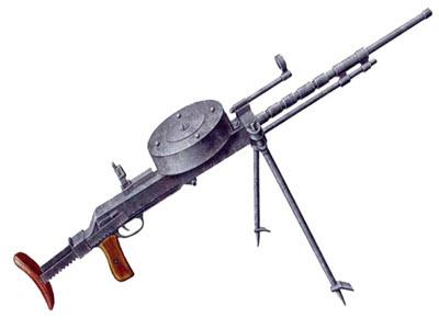 Пулемет ДТ-Дегтярев танковый. Подборка-2