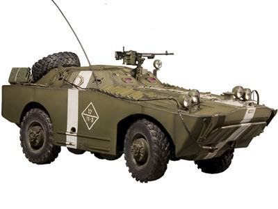 БРДМ-1 / ГАЗ-40П