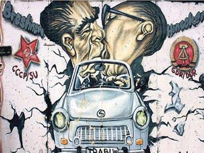 12-Серия. Берлинская стена