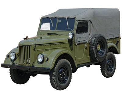 ГАЗ-69. Детальные фото