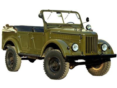 ГАЗ-69А. Детальные фото