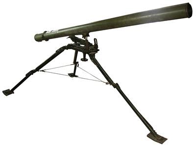Пусковая установка 9П132 «Град-П» / «Партизан»