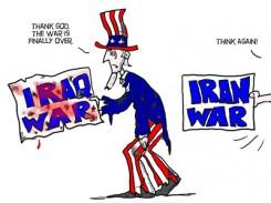 3-Серия. Ирак и Иран