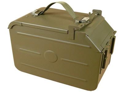 Короб для пулеметной ленты под патроны 12,7х108 мм