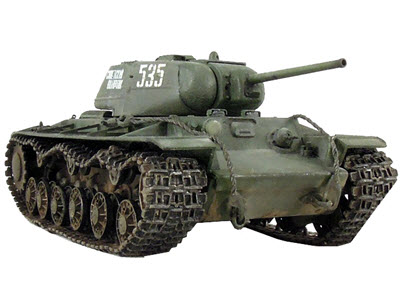 Танк КВ-1С