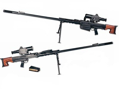 Снайперская винтовка ОСВ-96. Детальные фото