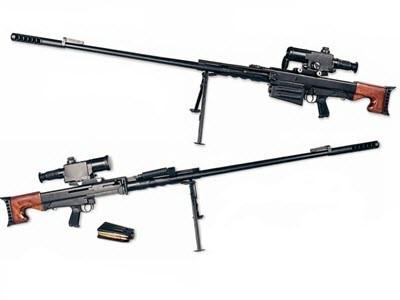 Крупнокалиберная винтовка ОСВ-96 /