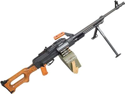 Пулемет Калашникова (ПК). Подборка-2