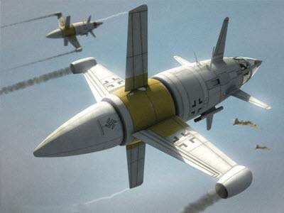 Секретная авиация Второй Мировой Войны