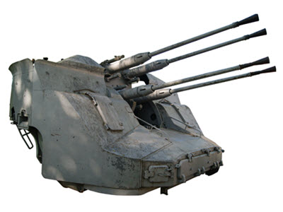 Зенитная установка СМ-20-ЗИФ / ЗИФ-68