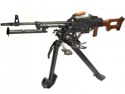 Пулеметный станок Саможенкова / 6Т2