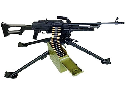 Пулеметный станок Степанова / 6Т5
