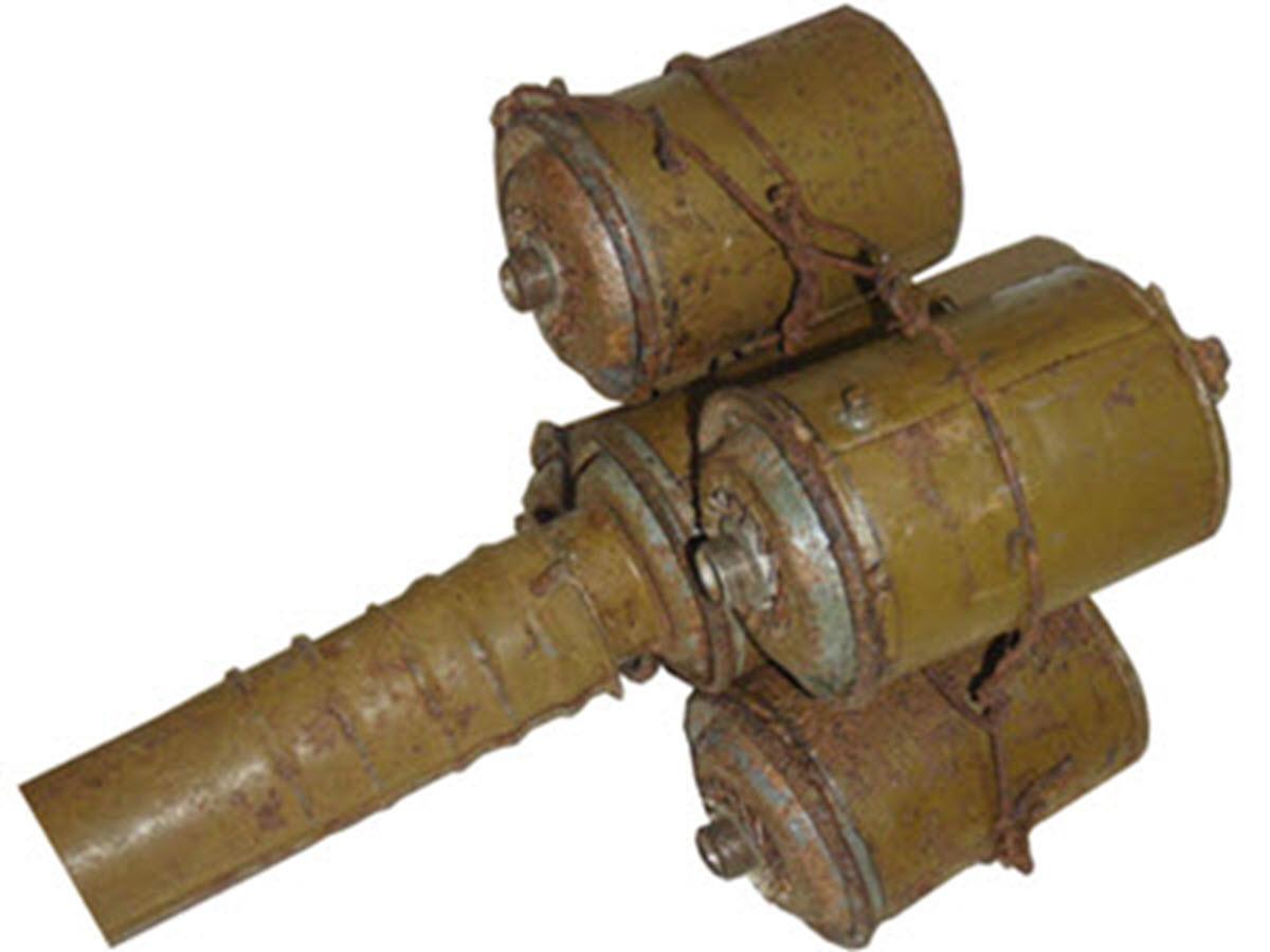 Связка гранат РГД-33. Подборка-1