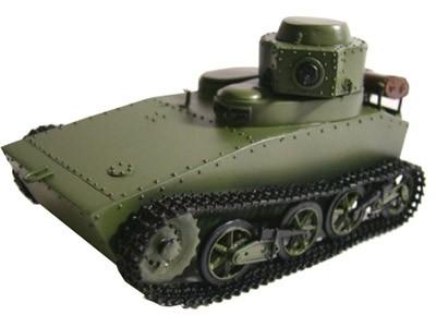 Плавающий танк Т-33 /